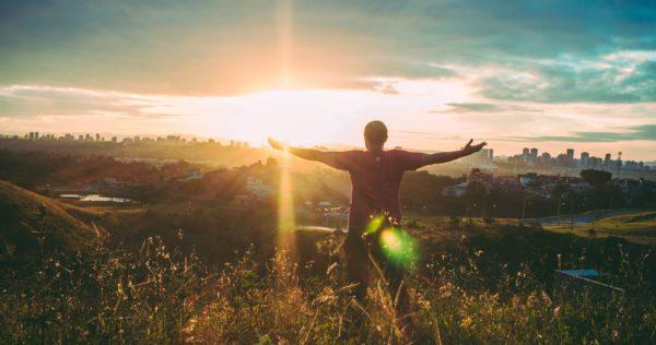 liberdade de viver seu propósito